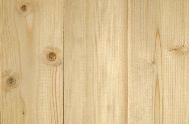 Fondo astratto della vista superiore del primo piano dei bordi di legno chiari