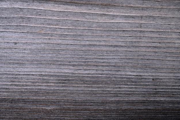 Sfondo astratto della vecchia superficie in legno. topview del primo piano