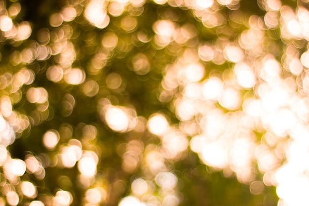 Priorità bassa astratta con gli indicatori luminosi defocused del bokeh