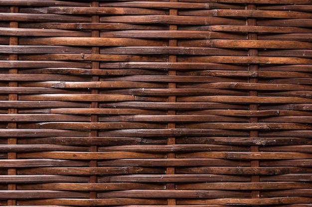 La trama di bambù astratta per