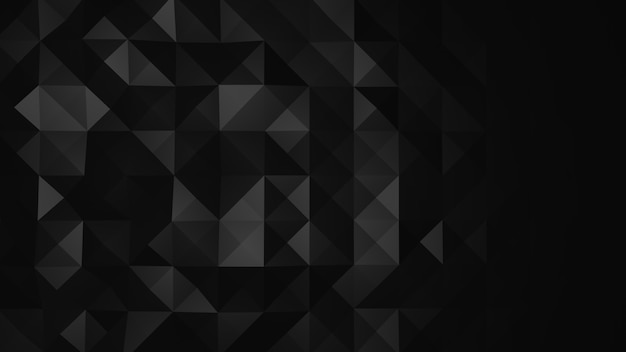 Colore di sfondo nero astratto