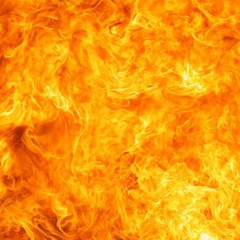 Struttura astratta della fiamma del fuoco della fiammata
