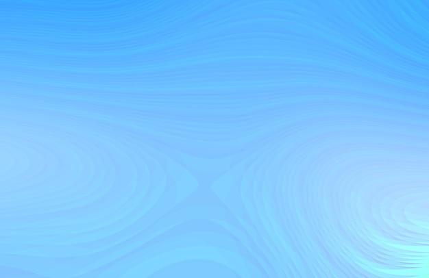 Fondo astratto della curva di colore blu