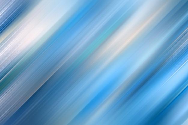 Sfondo astratto blu linee diagonali