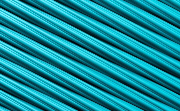 Astratto blu geometria linea texture di sfondo