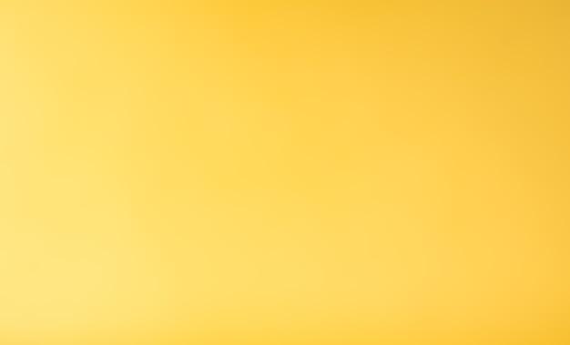 Sfocatura astratta sfondo texture giallo brillante