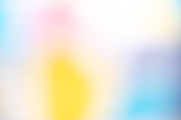 Sfocatura astratta sfondo texture pastello a colori pieni
