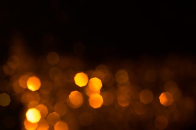 Astratto sfondo sfocato bokeh. riflesso lente, tema vacanza