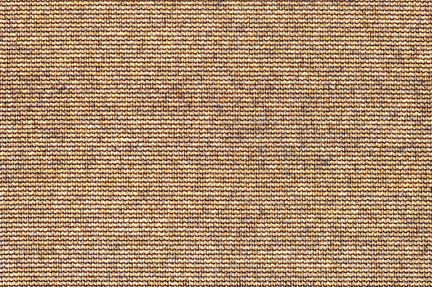 Sfondo astratto trama marrone. superficie della tela ruvida del sacco