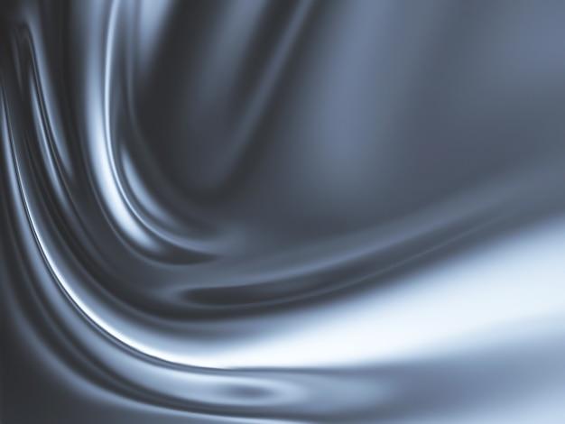 Astratto sfondo cromato - generato dal computer per i tuoi progetti