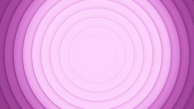 Cerchio astratto. modello con gradiente