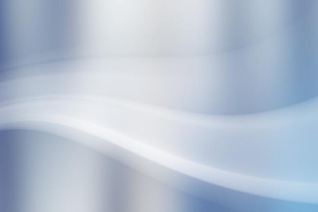 Sfondo colorato astratto sotto forma di un'onda d'aria