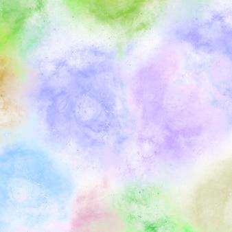 Sfondo astratto modello tela colorata