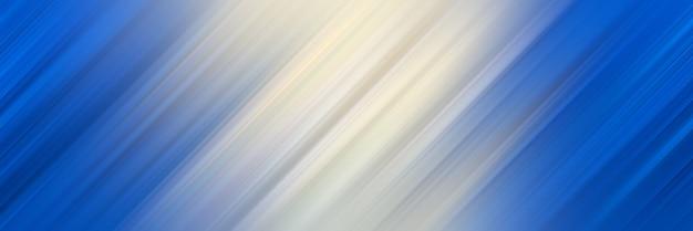 Astratto diagonale blu e bianco linee sfumate arte per texture dinamica
