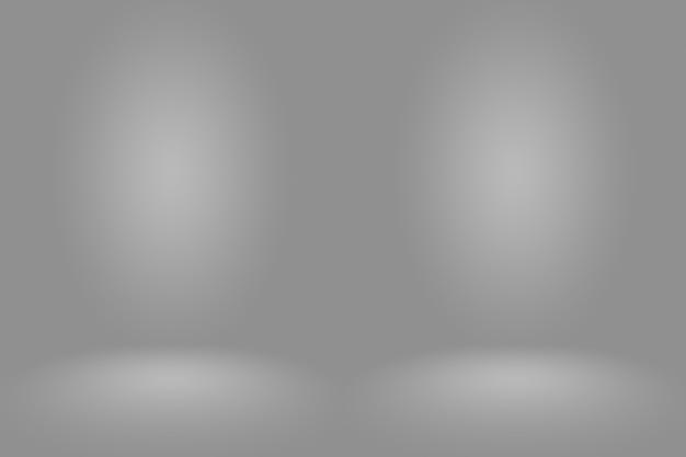 Grigio vuoto bianco scuro astratto