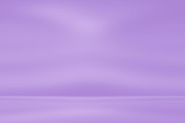 Astratto sfondo viola sfumato chiaro vuoto