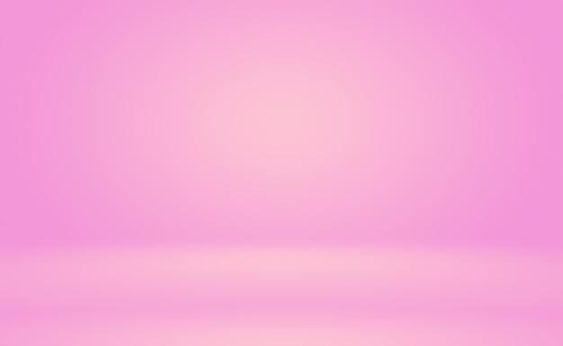 Rosa chiaro liscio vuoto astratto