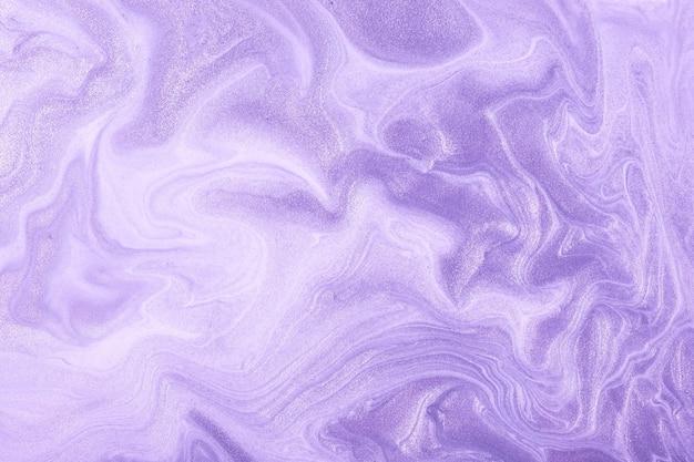 Astratto sfondo arte fluida colori viola