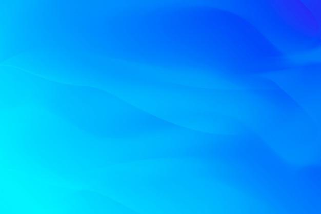 Astratto sfondo blu fluido