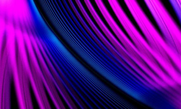 Frattale astratto. sfondo di arte frattale per il design creativo. decorazione per desktop carta da parati, poster, libretto di copertina, carta