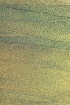 Abstract glitter dipinge texture su tela. sfondo con vernici scintillanti. macro close up di colore diverso pittura ad olio