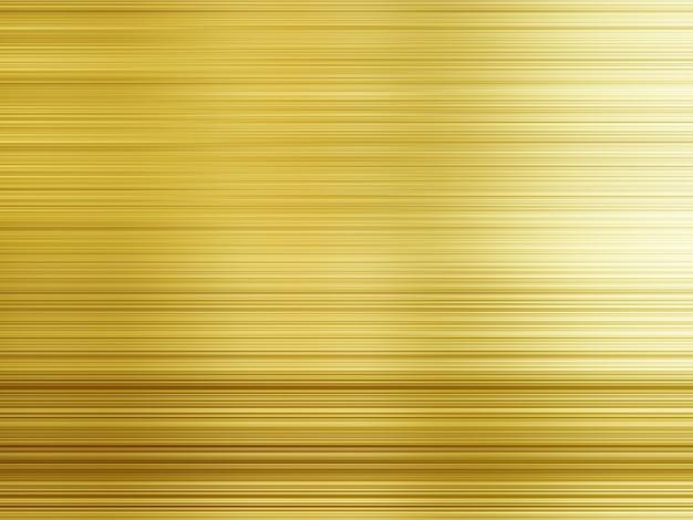Fondo oro astratto. linee dorate orizzontali.