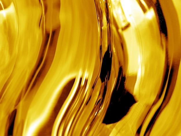 Fondo oro astratto con texture