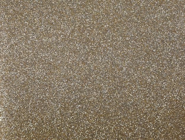 Astratto oro scintillante sfondo metallico lucido brillante