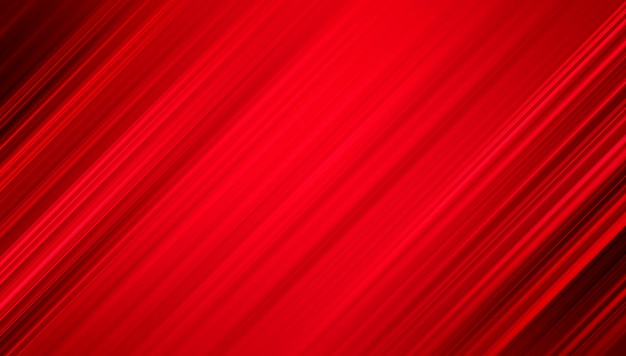 Grafica astratta sfondo sfocato diagonale rossa per design e testo