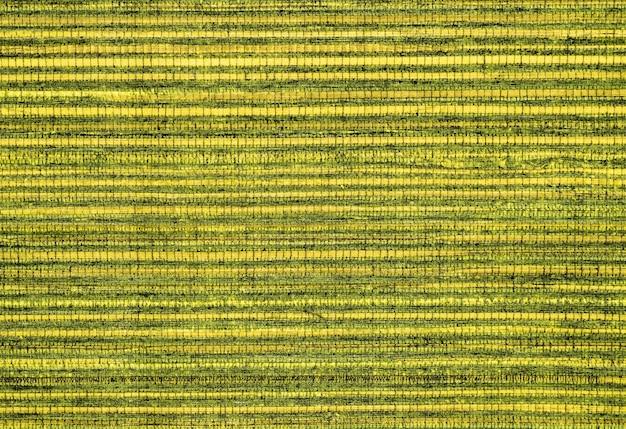 Tessuto a maglia di lana a strisce orizzontali astratto con texture di sfondo.