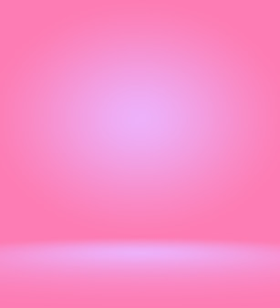 Astratto sfondo rosso rosa chiaro natale e san valentino layout design, studio, camera, modello web, relazione aziendale con colore sfumato cerchio liscio.