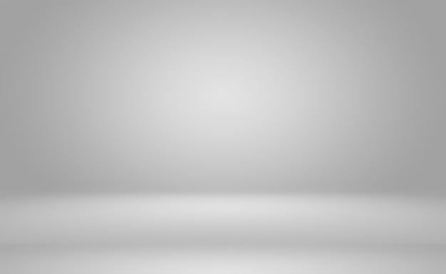 Sfocatura astratta di lusso grigio scuro e sfumatura nera utilizzata come parete dello studio di sfondo per visualizzare il tuo pr...