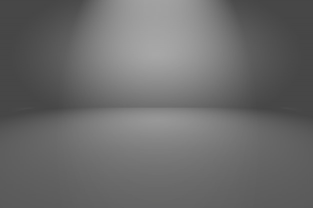 Sfuocatura di lusso astratta sfumatura grigio scuro e nero