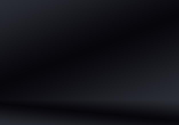 Sfocatura di lusso astratta sfumatura grigio scuro e nero