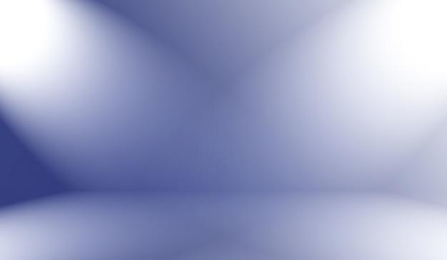 Astratto sfondo blu sfumato di lusso.