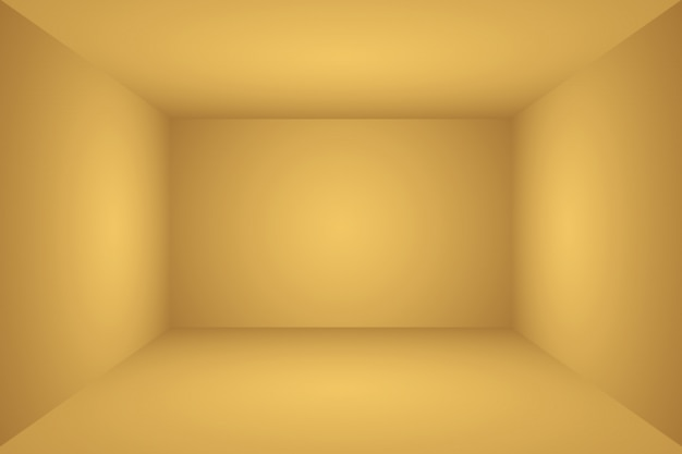 Il marrone beige crema di lusso leggero astratto gradisce il fondo di struttura della seta del cotone. sala studio 3d.