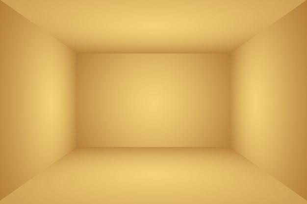 Il marrone beige crema di lusso leggero astratto gradisce il fondo del modello di struttura di seta del cotone. sala studio 3d.