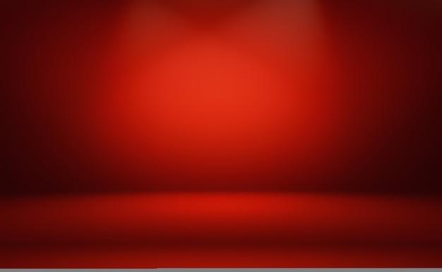 Fondo rosso morbido di lusso astratto
