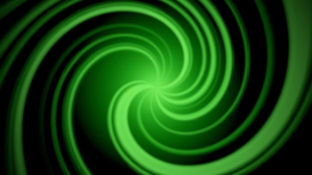 Spirale di movimento astratto con rumore in stile anni '80, sfondo retrò. stile di illustrazione 3d di gioco dinamico elegante e lussuoso