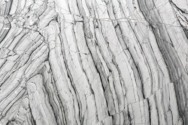 Marmo naturale astratto in bianco e nero grigio per il design. foto ad alta risoluzione.