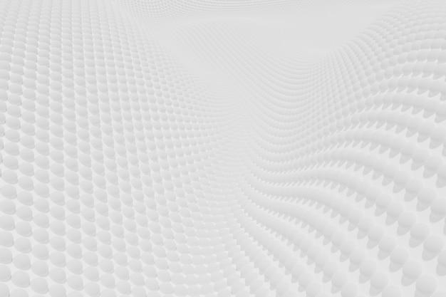 Priorità bassa di lusso astratta della particella. illustrazione di rendering 3d.