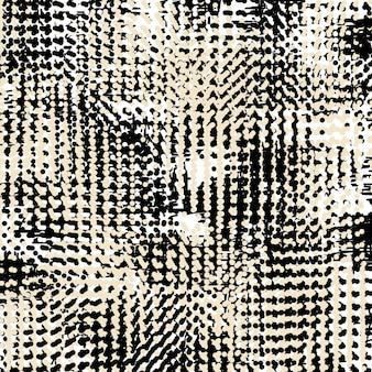 Motivo astratto con spruzzi di spazzole design moderno astratto per tappezzeria in tessuto di copertura del tappeto