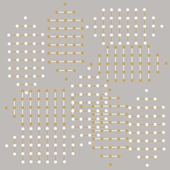 Motivo astratto con spruzzi di pennelli ornamentali design astratto moderno per tappezzeria tappeto