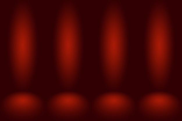 Astratto sfondo rosso natale san valentino layout designstudioroom modello web business report con...