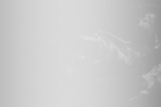 Disegno astratto sfondo fumo argento