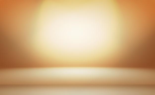 Fondo marrone liscio astratto della parete