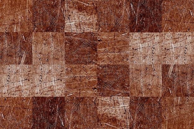 Struttura quadrata astratta del fondo della lamiera sottile