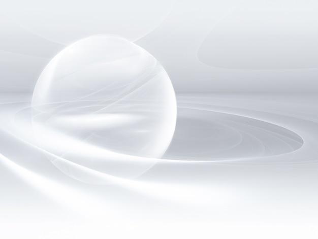 Priorità bassa astratta di tecnologia - colore bianco
