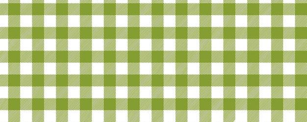Fondo verde tradizionale astratto del modello del plaid