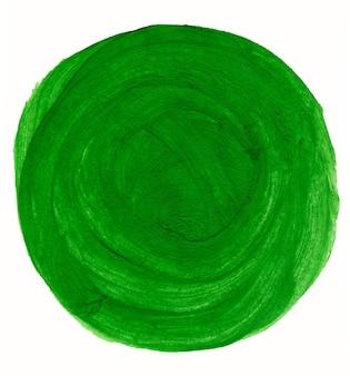 Fondo del punto dipinto cerchio astratto dell'acquerello